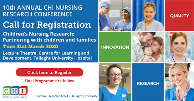 CHI Nursing Research Conference Registrations